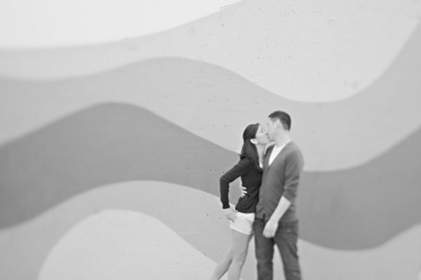 15 Date at the Playground - Engagement Photos by Ivy Weddings