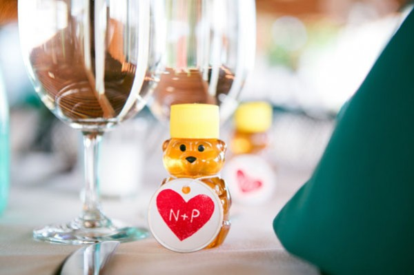honey bear favors
