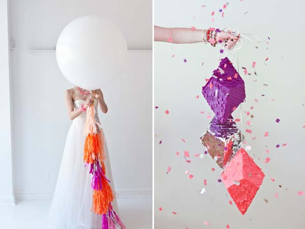 balloons & pinatas