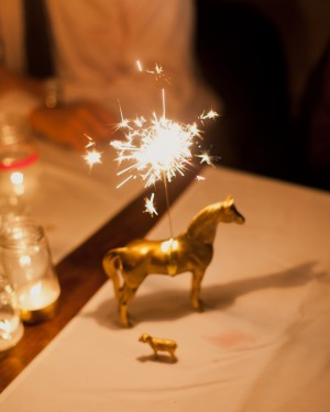 sparkler table number