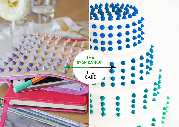 ombre cake inspiration