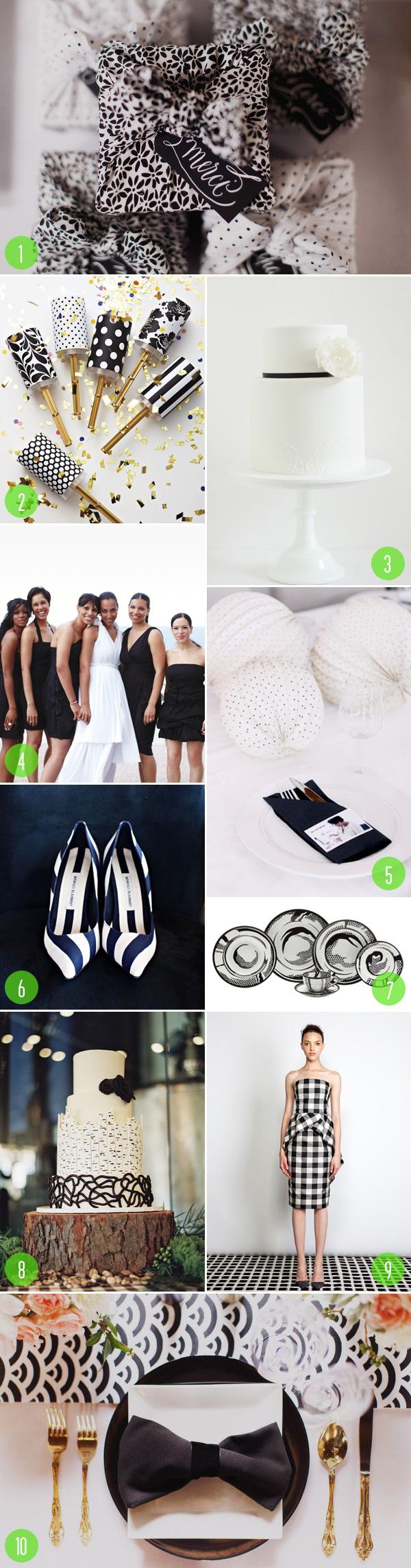 top 10: black & white details 2