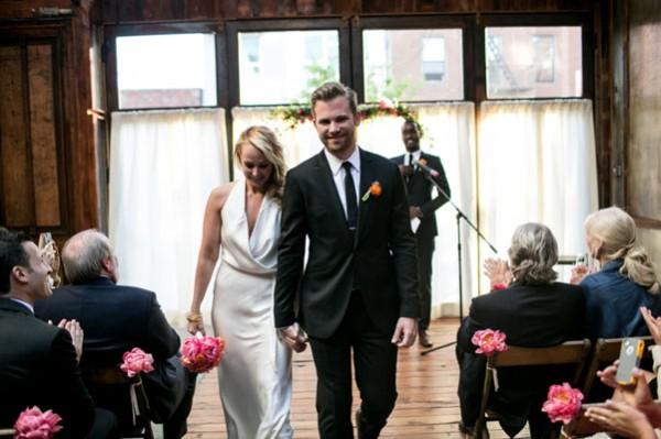 brooklyn bride & groom