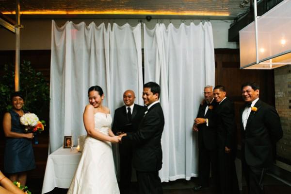 Ceremony at Public