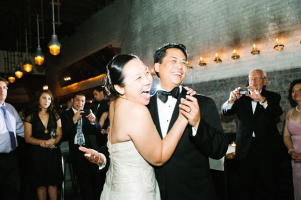 Public wedding