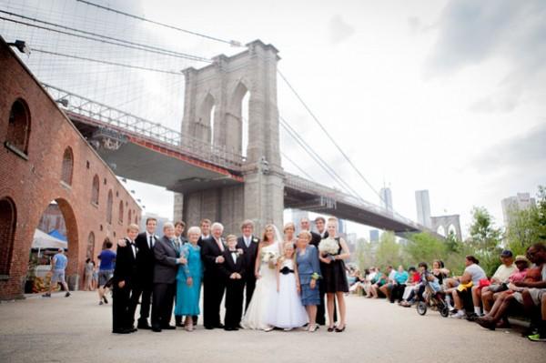 M D Two Families Unite Brooklyn Bridge Park