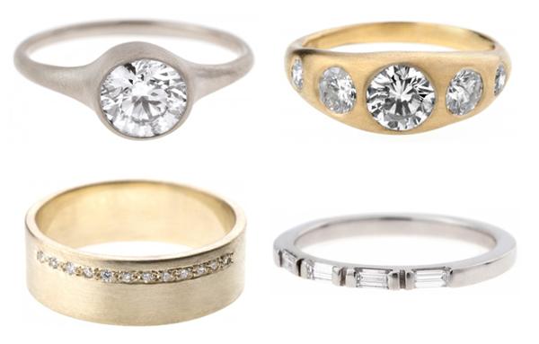Bario Neal Engagement Rings