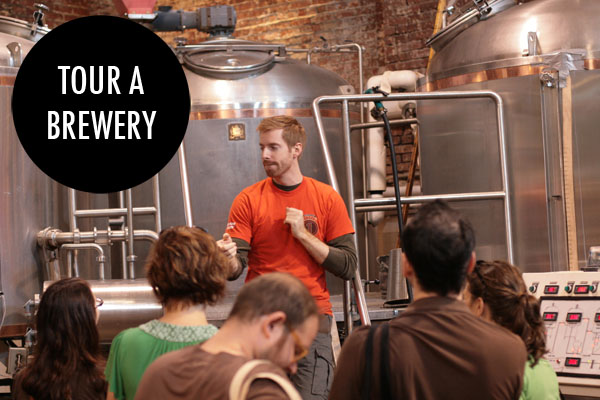 Brewery Tours - Urban Oyster