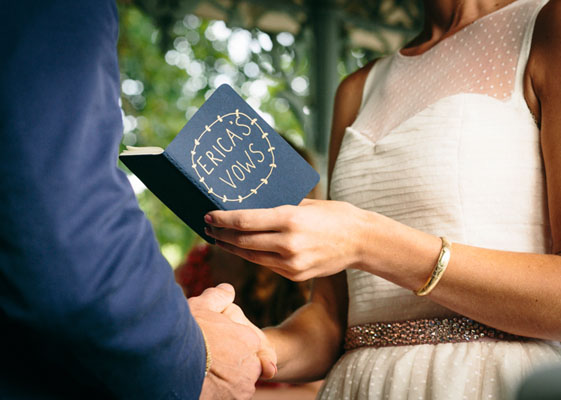 little vows book