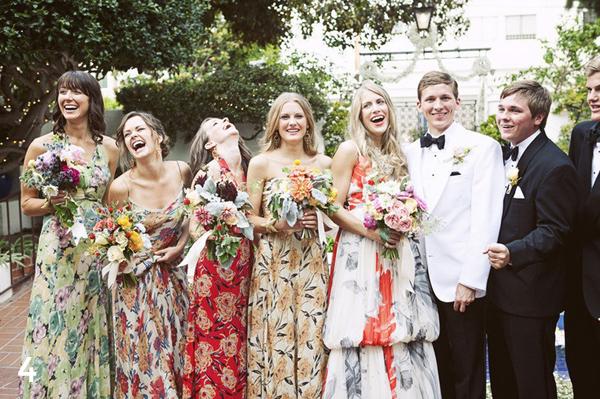floral-bridesmaids