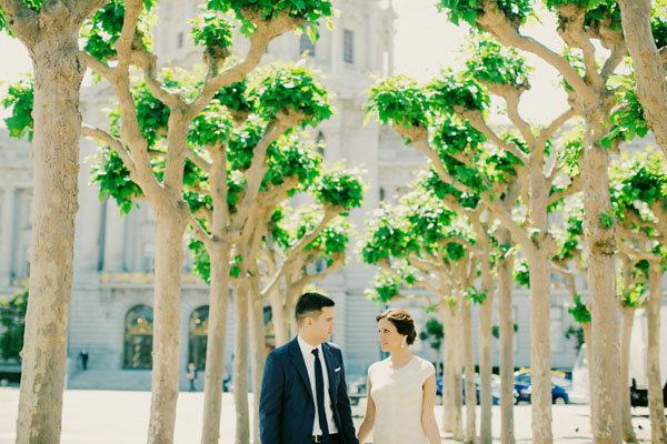 city hall elopement