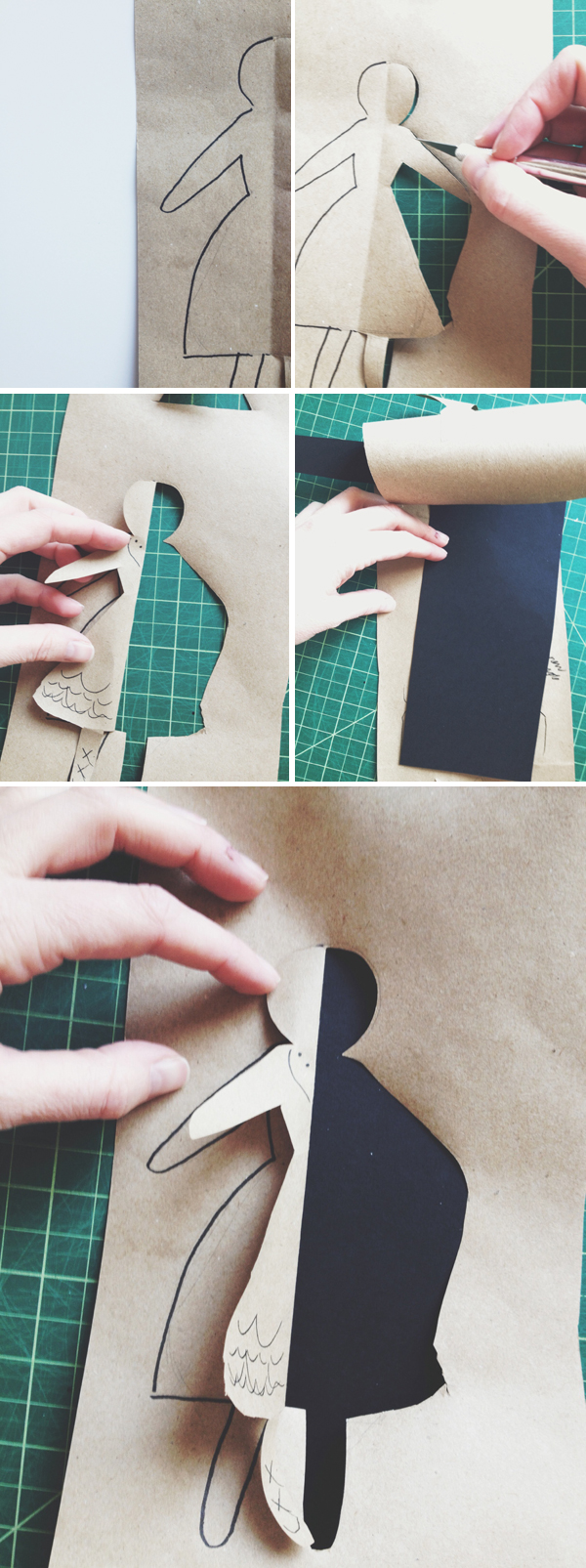 MAKE-PAPER-DOLL-WRAPPING