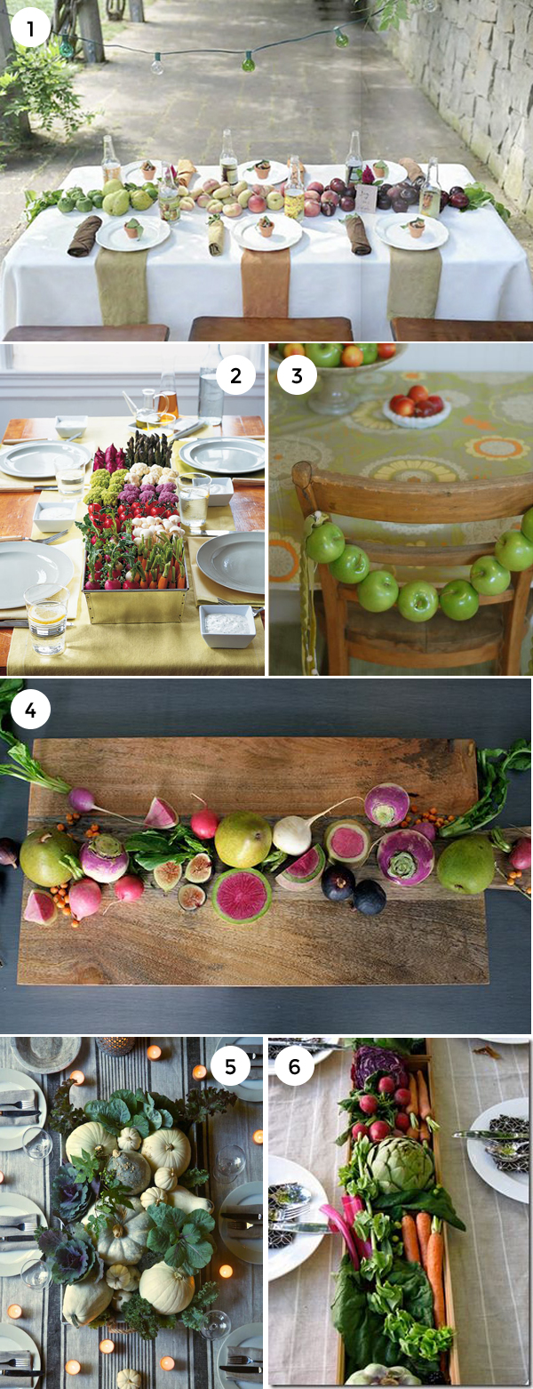 garden-party-decorations-vegetable-centerpiece