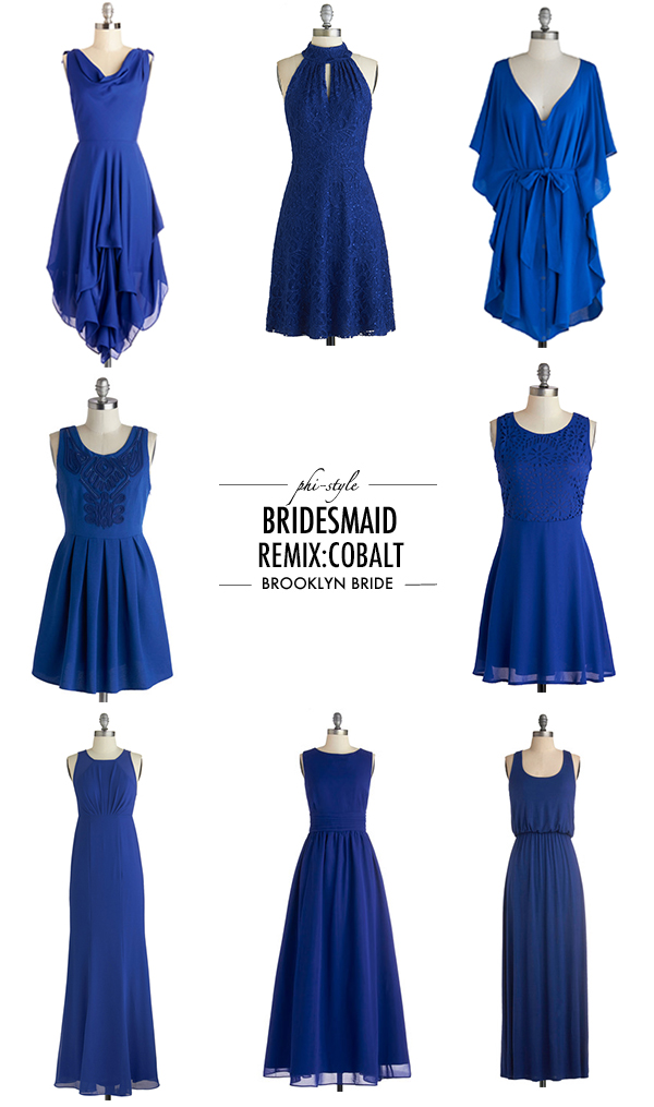 bridesmaidcobalt
