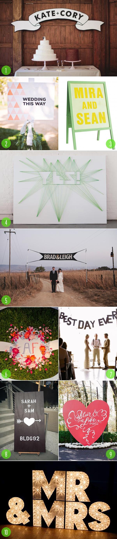 top 10: signage