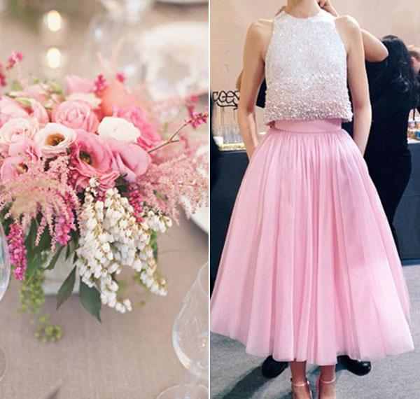 perfect pair: pink