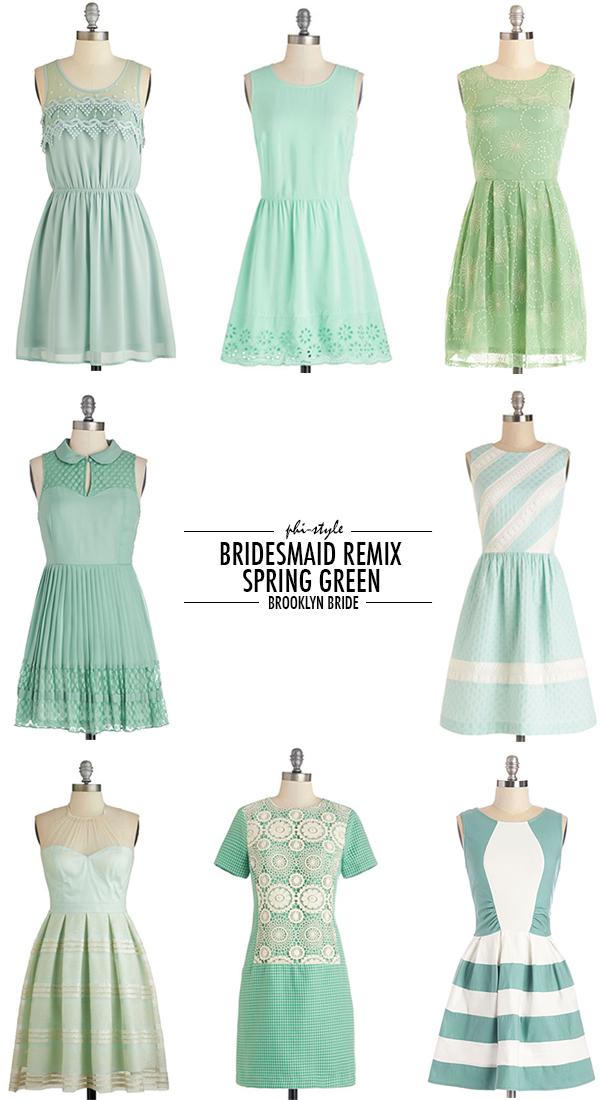 bridesmaidremixspringgreen
