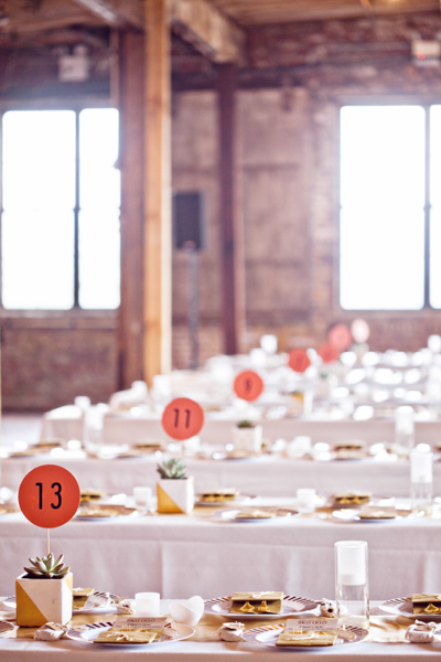 circle table numbers