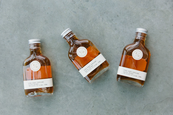 bourbon favors
