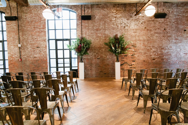 loft reception venue