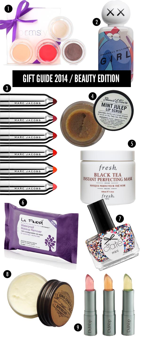 giftguide - beauty