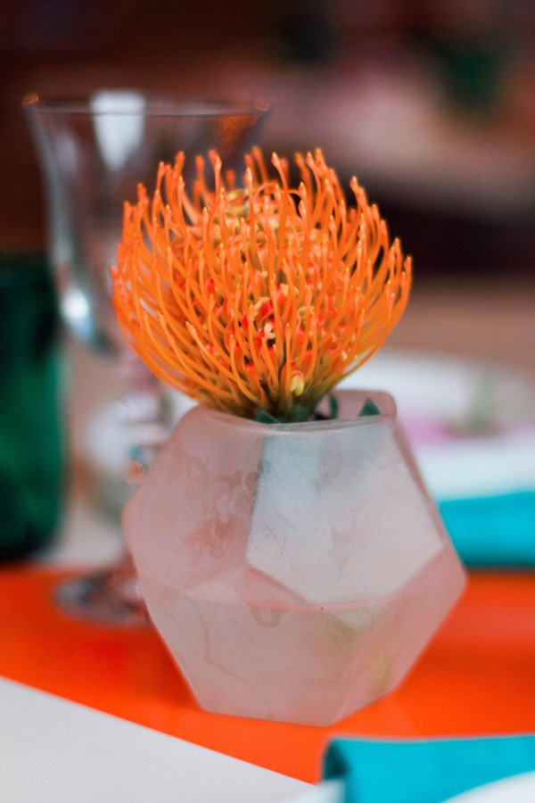 pin cushion centerpiece
