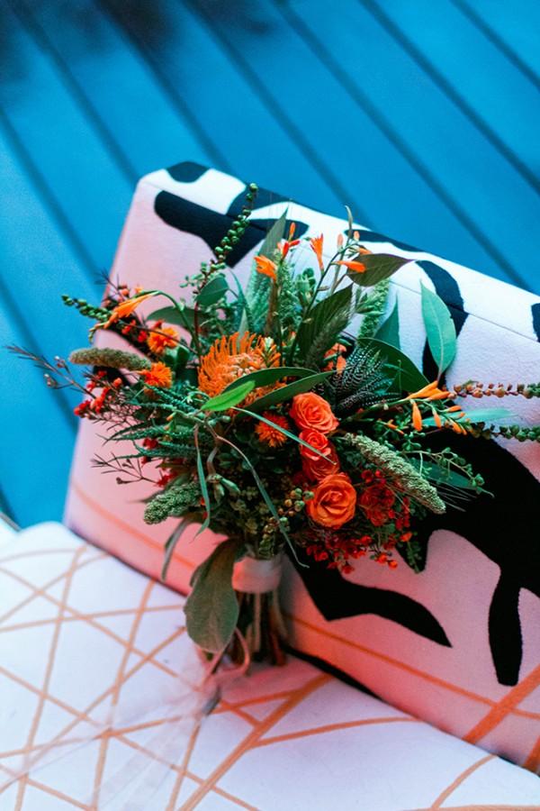 mod bouquet