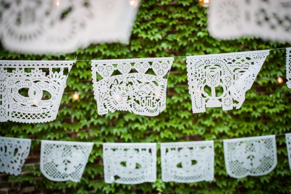 papel picado garland