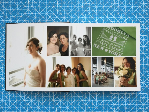 MyPublisher wedding album