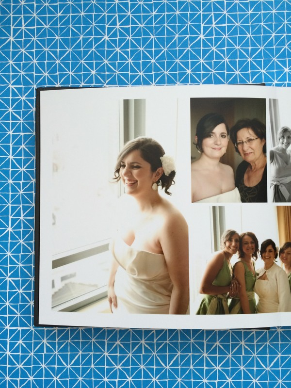 MyPublisher wedding album | Brooklyn Bride