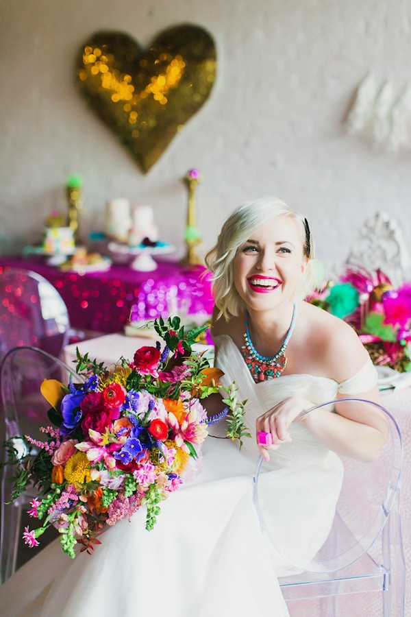 ban.do inspired wedding