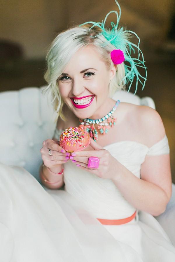 ban.do inspired bride