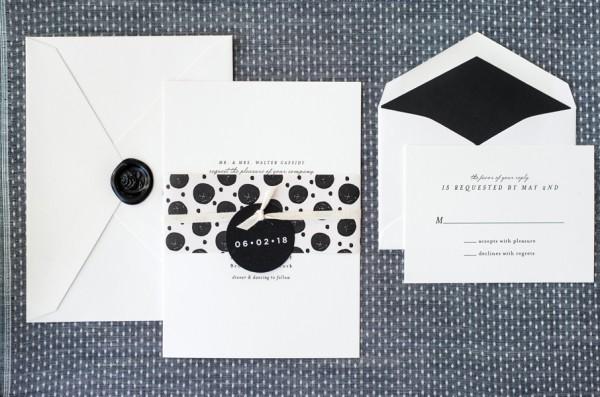 simple-black-and-white-wedding-invitation