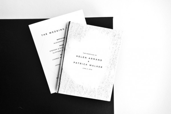 unique-modern-wedding-program