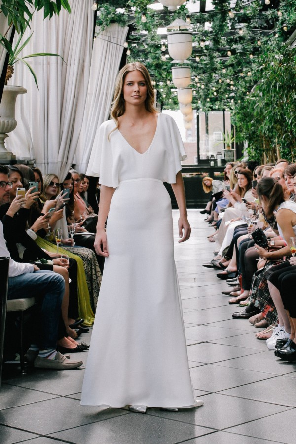 Bridal market | Sarah Seven - Brooklyn Bride - Modern Wedding Blog
