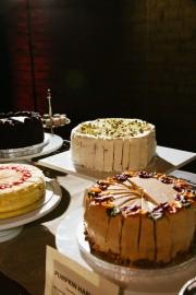 various wedding cakes