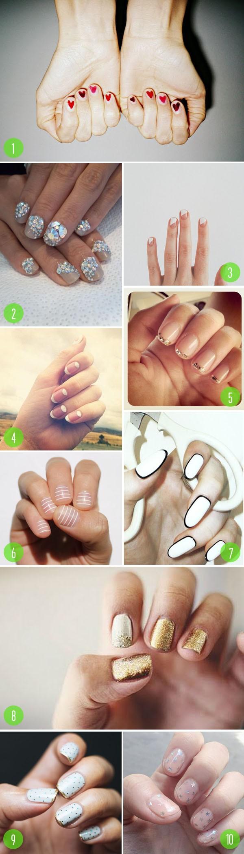 top 10: nail art