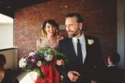 industrial parisian wedding inspiration