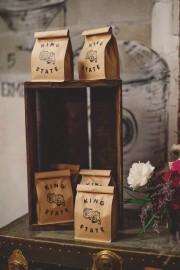 coffee favor bags