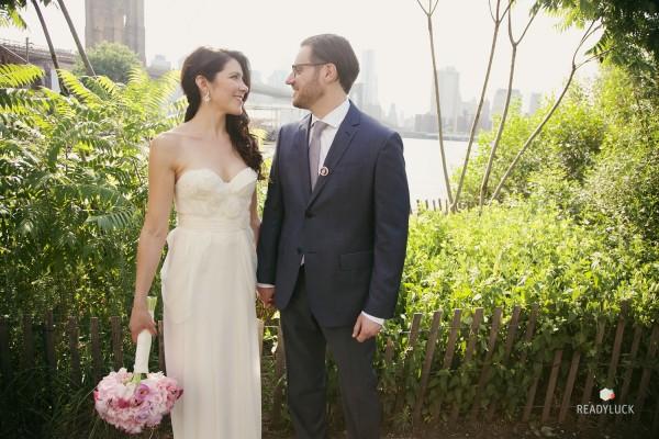 Real wedding: Monica + David 1