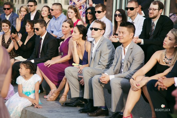 Real wedding: Monica + David 5