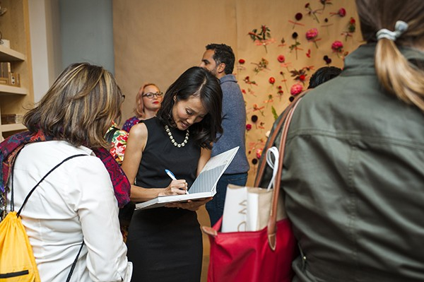 weddings in color book signing