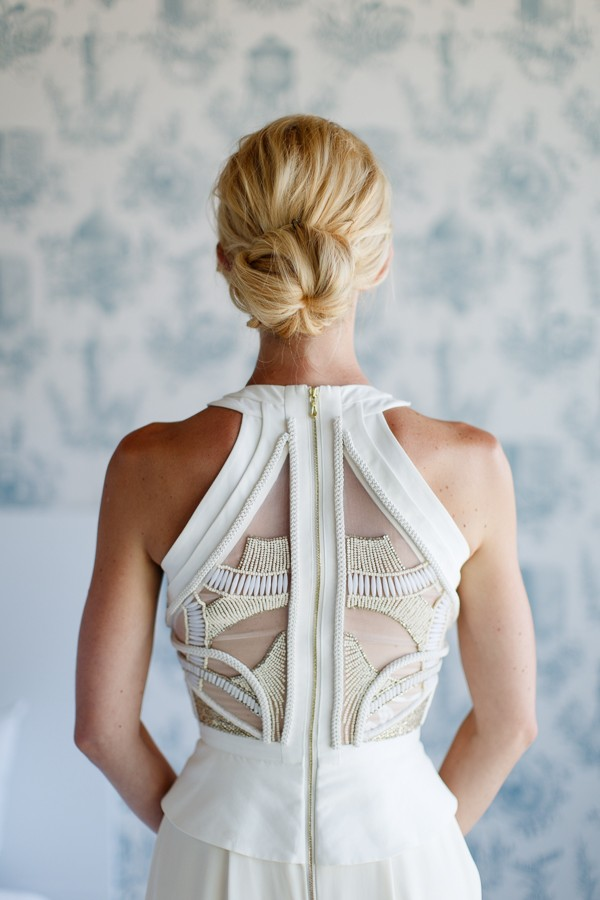 sass & bide wedding dress