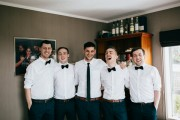 bowties and groomsmen