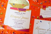 geometric invitations