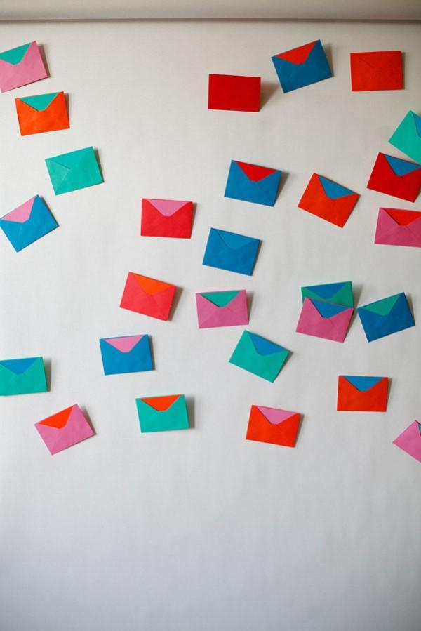 envelope guest book