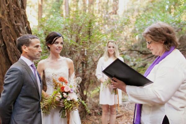 muir woods elopement