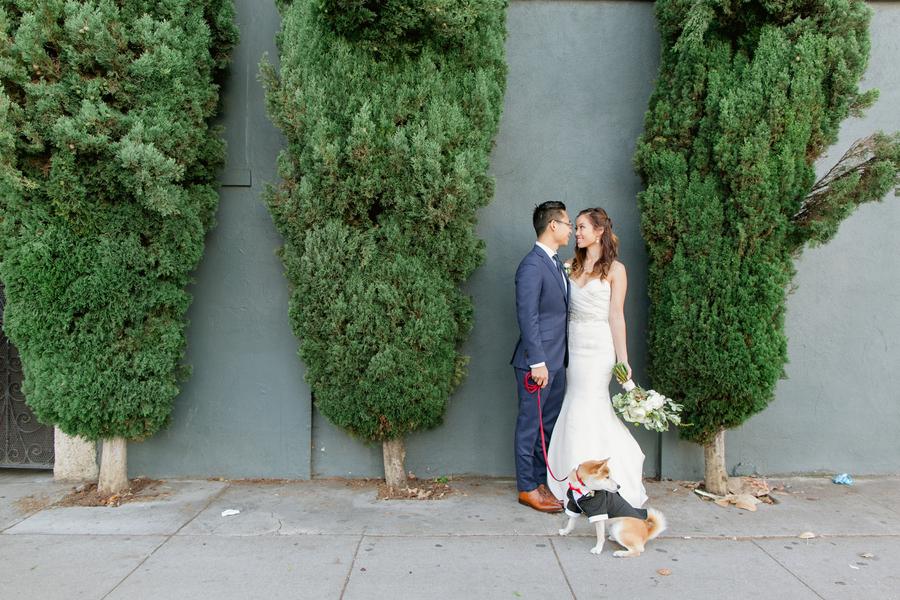 Real Wedding: Jean + Alex