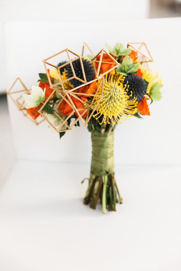 geometric bouquet