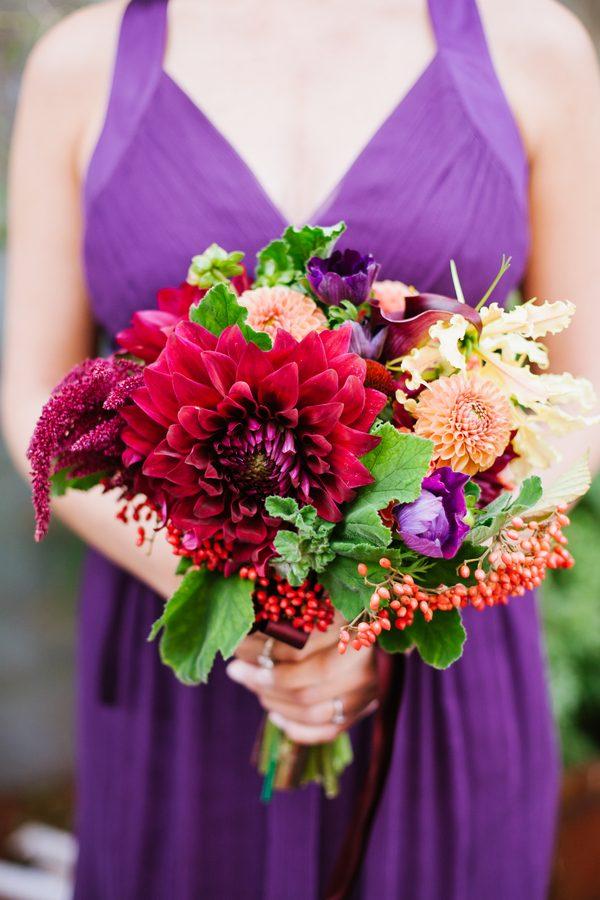 modern bouquet